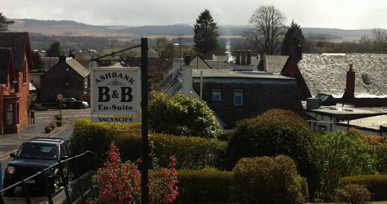 Loch Lomond Bed & Breakfast